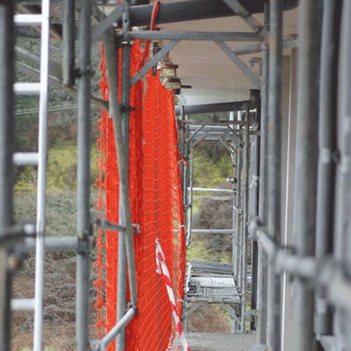Coordinación de seguridad en fase de ejecución de 32 viviendas, garajes y trasteros en parcela residencial A.I.U A-7 Lamiategi. Asteasu