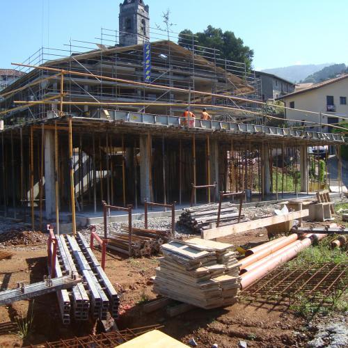 Coordinación de seguridad en fase de obra de urbanización, 6 viviendas tasadas municipales en la parcela 10.1.1 y un edificio bifamiliar en la parcela 10.1.3 A.I.1 del sector 1. Altzo