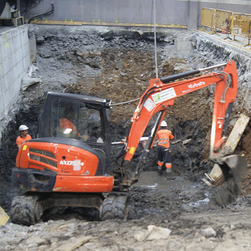Coordinación de seguridad en fase de ejecución de instalación de puente grua en Ulma Forja. Oñati