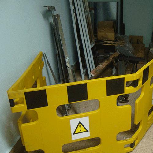 Coordinación de seguridad en fase de ejecución de remodelación ascensor nº1 del hospital del Bidasoa. HondarribiCoordinación de seguridad en fase de obra de remodelación ascensor nº1 del hospital del Bidasoa. Hondarribi