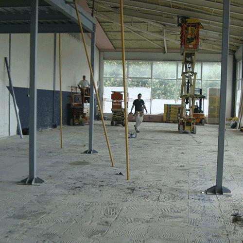 Coordinación de seguridad en fase de obra de reforma interior de local para bar cafeteria y delicatessen. Oria etorbidea 8. Lasarte - Oria