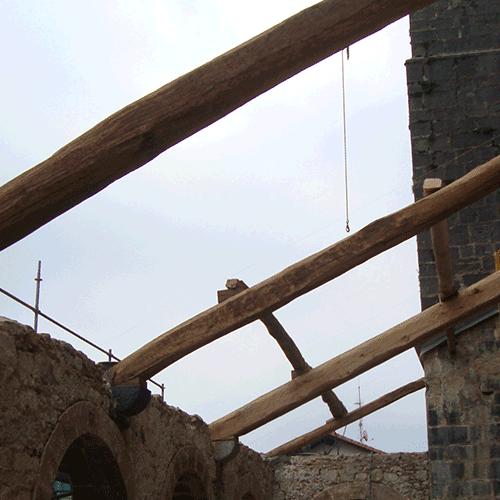 Coordinación de seguridad en fase de ejecución de reparaciones y reformas parroqia san esteban Plaza Gozategi. Aia