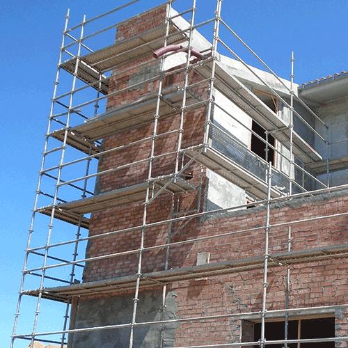Coordinación de seguridad en fase de obra de vivienda y hotel rural. Edificio sustitutivo del caserio Txipiberri. Oiartzun