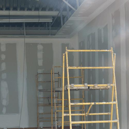Coordinación de seguridad en fase de obra de ampliación de oficina bancaria cPaduleta 55-bajo. Polígono Jundiz. Vitoria-Gasteiz
