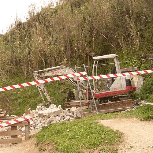 Coordinación de seguridad en fase de obra de rehabilitación y adaptaciónnueva pasarela puente Iñurritza. Zarautz
