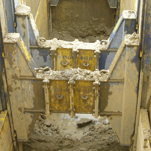Coordinación de seguridad en fase de obra del interceptor general del saneamiento saneamiento municipios Usurbil y Lasarte Oria