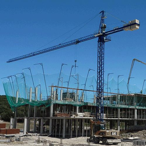 Coordinación de seguridad en fase de ejecución del nuevo centro de 2 líneas (8 y 4 uds) en el IES Badaia BHI. Iruña de Oca