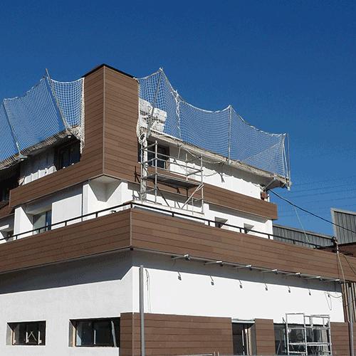 Coordinación de seguridad en fase de obra de habilitación de tanatorio-crematorio Polígono Iñausti 4-5. Olaberria