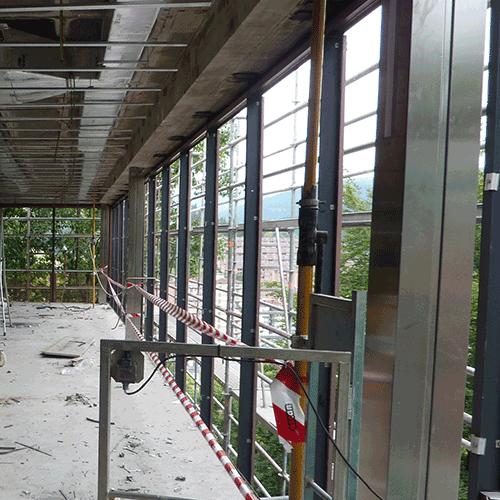 Coordinación de seguridad en fase de obra de reforma del edificio LK2 Paseo José Arizmendiarreta. Arrasate
