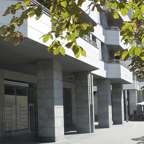 Coordinación de seguridad en fase de obra de acondicionamiento de local para Notaría en planta baja. Ego-Gain 12-14. Eibar